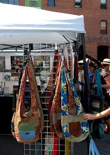 Dasken Designs: 10 Tips for Outdoor Craft Shows-one of the best I have seen by far