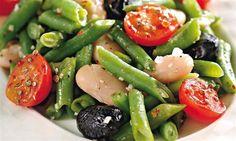 Салат из фасоли - пошаговый кулинарный рецепт с фото