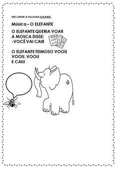 Pin Em Atividades Educacao Infantil