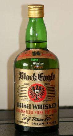 old irish whisky bottle - Google Search Whiskey Drinks, Scotch Whiskey, Irish Whiskey, Bourbon Whiskey, Gaelic Words, Old Irish, Schnapps, Dublin Ireland, Scotch Whisky