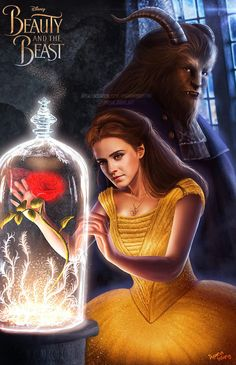 Dyana Wang - Disney Beauty & The Beast Beauty And The Beast Wallpaper, Beauty And The Beast Movie, Beauty And The Beat, Disney Rooms, Disney Art, Disney Belle, Disney Live, Walt Disney, Belle And Adam