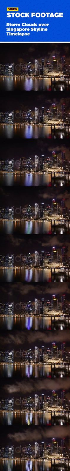 asia, bay, city, clouds, fast, light, lightning, modern, night, reflection, singapore, skyline, storm, thunder, timelapse Clip Details   Format: Full HD 1920×1080 FPS: 24Original Frame Format: RawVideo Codec: Photo JpegLocation: SingaporeShooting Date: July 2012Source: Canon 5D Mark II   Curious to see how sharp is the resolution of this clip? Click on the photo below to see a frame in HD on my Flickr!!     Have a look at these similar clips from my Portfolio!  …