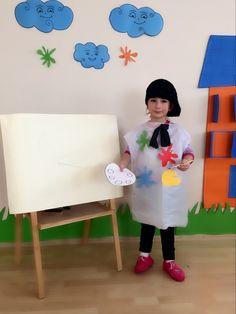 Ressam Community Helpers Activities, Diy And Crafts, Crafts For Kids, Career Day, Classroom Activities, Outdoor Fun, Kids Playing, Kindergarten, Teaching