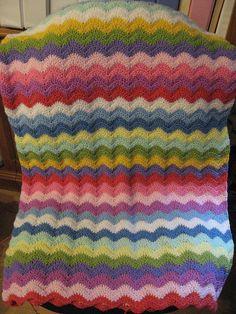 Ravelry: pvn's Rainbow Waves