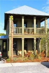 Immaculate 3 BA Sleeps Guests* Winter Monthly Rates Available - Seacrest Beach Beach Cottage Exterior, Kitchen Set Up, Deck Posts, Summer Palace, Home Porch, Beach Cottages, Beach Houses, Beach Toys, Vacation Spots