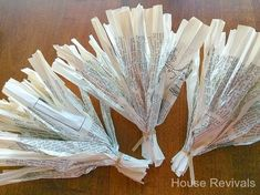 Earlier this year I shared a Juju hat inspired wall decor project made from vintage book pages. That project turned out pretty cute, but I...
