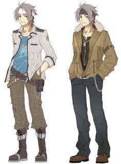 ed4be7aa99b8 Crow Armbrust   The Legend of Heroes Sen no Kiseki II