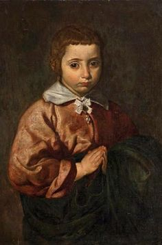 Неизвестное полотно раннего Веласкеса продано за €8 миллионов http://rupo.ru/m/5036/ #диеговеласкес #испанскаяживопись #портретдевочки #находки