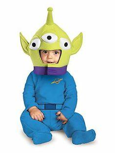 Disneys Infant Toy Story Alien Costume
