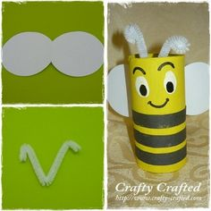 Toilet Paper Roll Bee_7