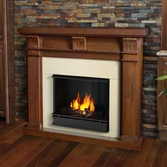 The Porter Fireplace features distinct craftsman appeal, with three arched corbels supporting it's substantial top and accentuating the generous proportions. This design is sure to compliment a variety of decor from classic to contemporary.
