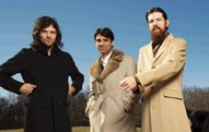 The Avett Brothers with Lake Street Dive at Red Rocks Amphitheatre on July 10, 2015