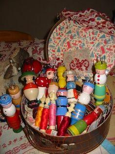 Concours de tricotins avec les cousins !