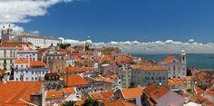 ESCAPADA ROMÁNTICA EN LISBOA: PROHIBIDA LA 'SAUDADE' Via Condé Nast Traveler España Literaria y literata, Lisboa parece concebida por y para soñadores. Su orografía ondulante, con cuestas que requieren de la ingeniería de los ascensores, se nos antoja un capricho geográfico para que pueda haber muchos miradores y utilicemos el tranvía para ahorrarnos tremendas subidas. #Portugal