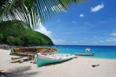 Martinique, Anse Dufour