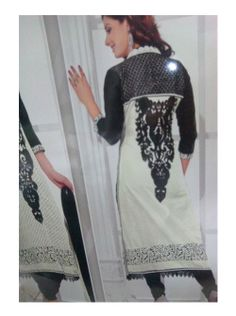 SV-KA0172 at JUST @ $74 Buy at http://www.shopvhop.com/product/black-white-anaya-designer-collection/
