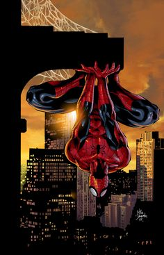 Mike Deodato Jr.'s Amazing Spider-Man