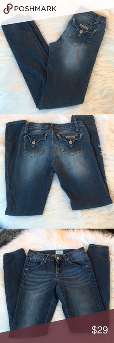 Girl's Hudson Skinny Jeans Good used condition girl's Hudson skinny jeans size 14 inseam 29.5 Hudson Jeans Bottoms Jeans