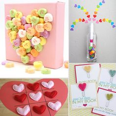 10 Valentine's Day Crafts For Tots (or adults with the fine motor skills of a tot) My Funny Valentine, Valentines Day Party, Valentine Day Crafts, Love Valentines, Holiday Crafts, Holiday Fun, Valentine's Day Crafts For Kids, Toddler Crafts, Holidays With Kids