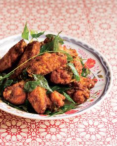 Malaysian kunyit (turmeric) fried chicken. Makes ideal as finger food or a casual starter