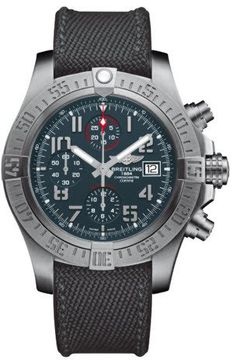 @breitling  Watch Avenger Bandit #basel-16 #bezel-unidirectional #bracelet-strap-synthetic #brand-breitling #case-width-45mm #chronograph-yes #cosc-yes #date-yes #delivery-timescale-call-us #description-done #dial-colour-grey #gender-mens #luxury #movement-automatic #new-product-yes #official-stockist-for-breitling-watches #packaging-breitling-watch-packaging #style-dress #subcat-avenger #supplier-model-no-e1338310-m534-109w #warranty-breitling-official-2-year-guarantee...