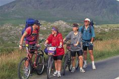 If you are looking for an active trip to Ireland, Killarney, Co Kerry caters for a large variety of outdoor adventure sports, including cycling. Short Break, Holiday Activities, Cycle Route, Along The Way, Bed And Breakfast, Great Places, Things To Do, Country Roads, Ireland Killarney