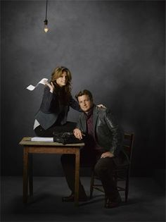 On Set With ABC's #Castle >> http://www.frontdoor.com/buy/on-set-with-castle/pictures/pg715?soc=pinterest#