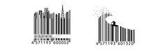 D-barcode japanese creative barcodes 6
