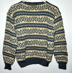 Label: Handknitted in Norway