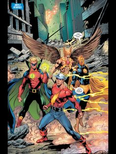 The Justice Society