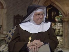 """We did not happen to be--we were chosen by God to exist.""--Mother Angelica #ThursdayThoughts"