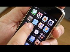 The first four iPhone commercials for June 29, 2007 release