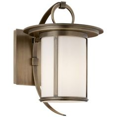 Wright Outdoor Wall Sconce by Troy Lighting at Lumens.com