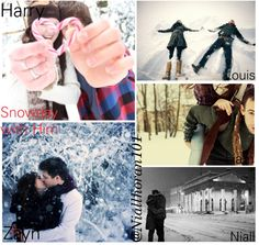 """SnowDay with Him"" by niallhoran101 ❤ liked on Polyvore"