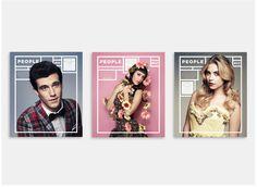 Experimental Redesign of People Magazine | Rachel Willey |