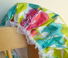 Shower Cap Waterproof Paradise Dream Island  by GiftCreation, $15.50