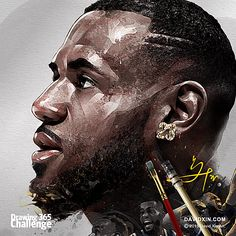 """Don't be afraid of failure. This is the way to succeed."" - LeBron James Day 66"