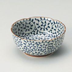 Japanese bowl ::: octopus pattern