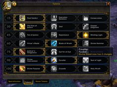 Paladin mobility changes are live! #worldofwarcraft #blizzard #Hearthstone #wow #Warcraft #BlizzardCS #gaming