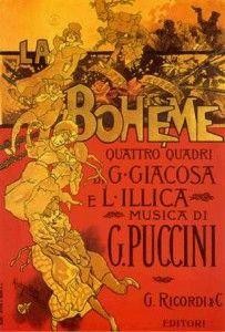 L'italiano con La bohème