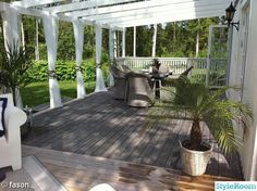 Pergola with roof How to build - - Deck Pergola Ideas Screen ., Pergola with roof How to build - - Deck Pergola Ideas Screened Porches - - Pergola Ideas Covered Shades There are several issues that may eventually full your backyard, like. Pergola D'angle, Pergola Ideas For Patio, Building A Pergola, Corner Pergola, Pergola Curtains, Small Pergola, Pergola Attached To House, Deck With Pergola, Cheap Pergola