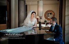 At the Brehon Hotel you can avail of our resident pianist or harpist to welcome your guests to the drinks reception. Photo by O'Sullivan Photography Wedding Reception, Our Wedding, Wedding Venues, Champagne Breakfast, All Inclusive Wedding Packages, Anniversary Dinner, Bridal Suite, Real Weddings, Wedding Planner