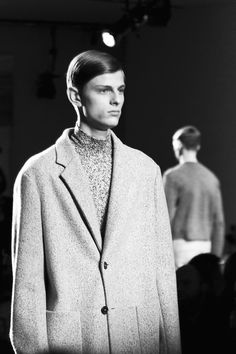 Jil Sander Fall Winter 2014 - Menswear Collection