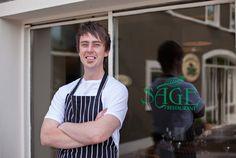 Chef Kevin Aherne of Sage Restaurant, courtesy Sage Restaurant