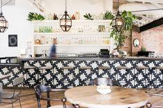 tile pattern #restaurant #decor #azulejos