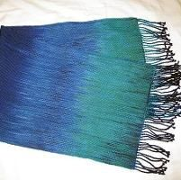 Rigid heddle weaving classes at Craftsy.