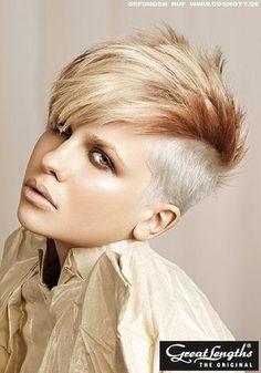 Die 11 Besten Bilder Von Kurz Haarschnitte Hair Cut Shorts Hair