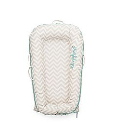 92a60ead22be Sleepyhead® Deluxe+ Pod 0-8 months- Silver Lining Silver Lining