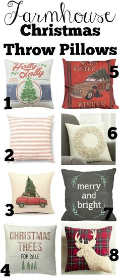 Today I am sooooo excited to share with you my farmhouse style Christmas decor guide. Christmas Tree Sale, Christmas Design, Christmas Home, Christmas Holidays, Outdoor Christmas, Christmas Ideas, Office Christmas, Christmas Pillow, Father Christmas