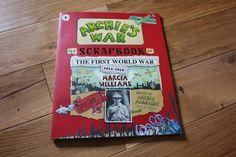 delivering grace: Archie's War Scrapbook